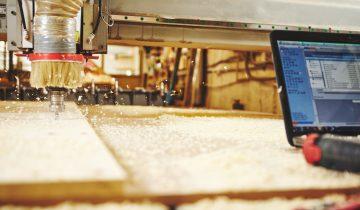 Ce materiale lemnoase pot fi prelucrate cu ajutorul CNC?