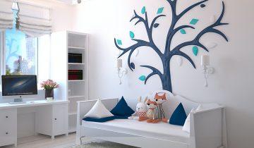 Amenajeaza dormitorul copiilor in stilul Montessori cu ajutorul unui atelier de prelucrare CNC